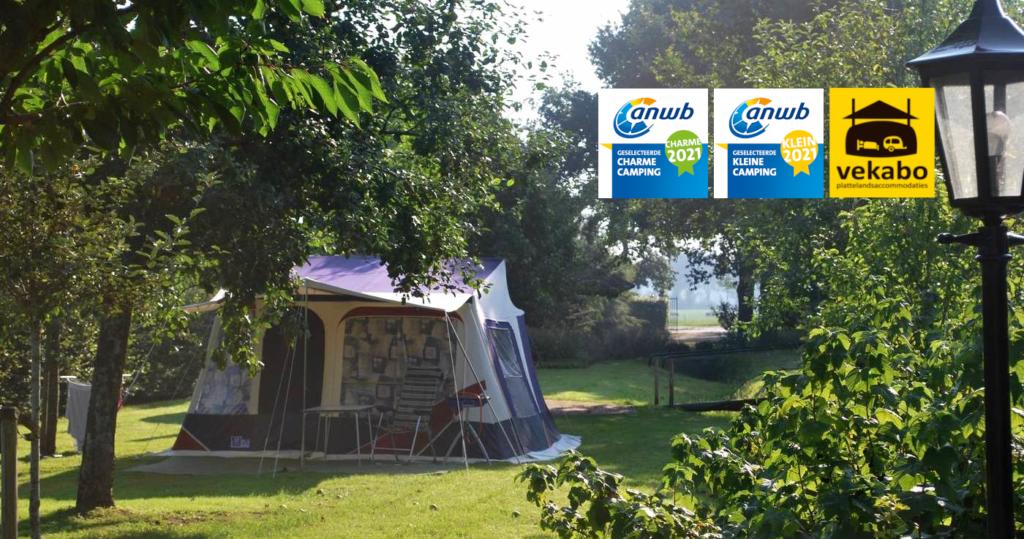 Anwb geselecteerde camping Achterhoek - Erve Wisselink