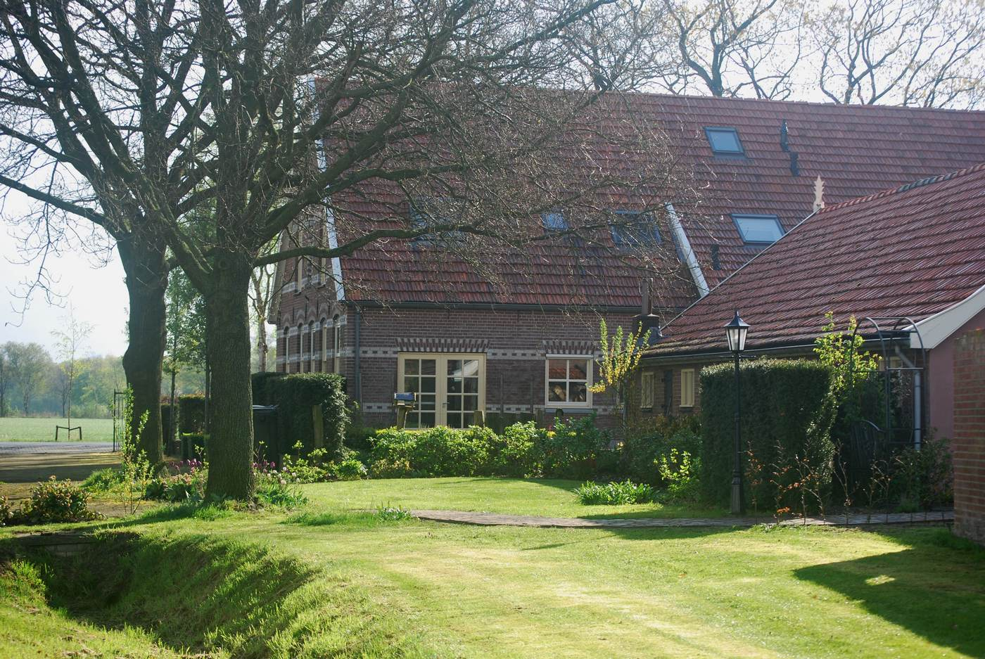 Luxe vakantieboerderij tot 22 personen: Wijndomein Erve Wisselink in Eibergen in de Achterhoek