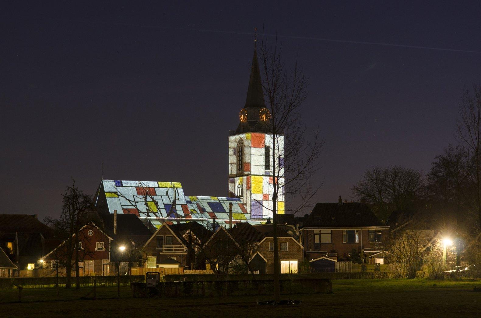 Winterswijk Piet Mondriaan