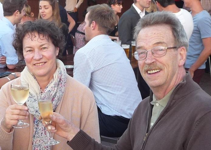 Henk en Els Timmermans - Wijndomein Erve Wisselink