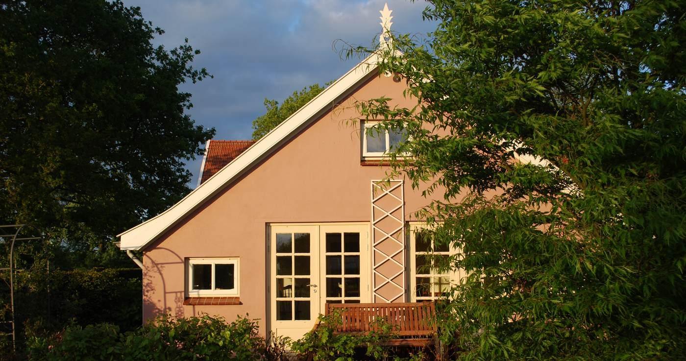 Groot vakantiehuis (22 personen) op wijndomein Erve Wisselink in de Achterhoek in Eibergen