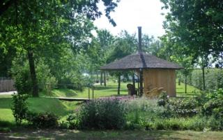 Camping Erve Wisselink in Eibergen Achterhoek - Charme camping in de wijngaard