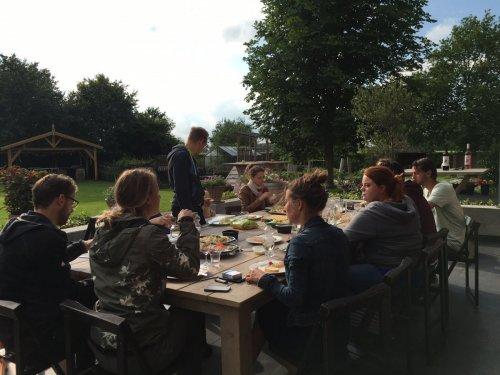 Unieke trouwlocatie gelderland bij Wijndomein Erve Wisselink in Eibergen in de Achterhoek