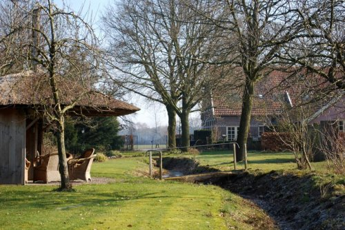 Groot Vakantiehuis in de Achterhoek op Wijndomein Erve Wisselink