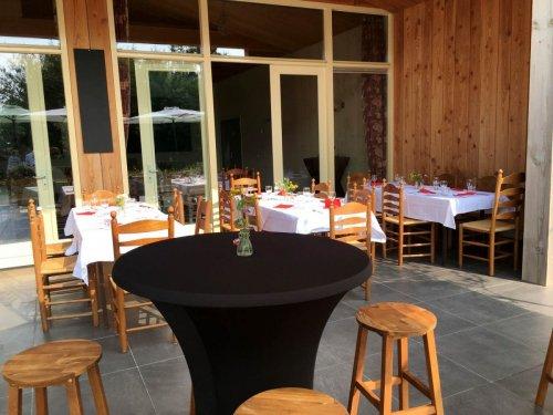 Familiediner op wijndomein Erve Wisselink in Eibergen in de Achterhoek